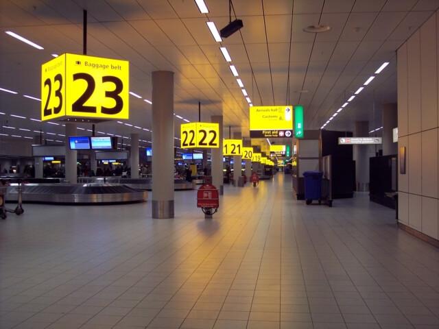 wayfinding-schiphol-bagage