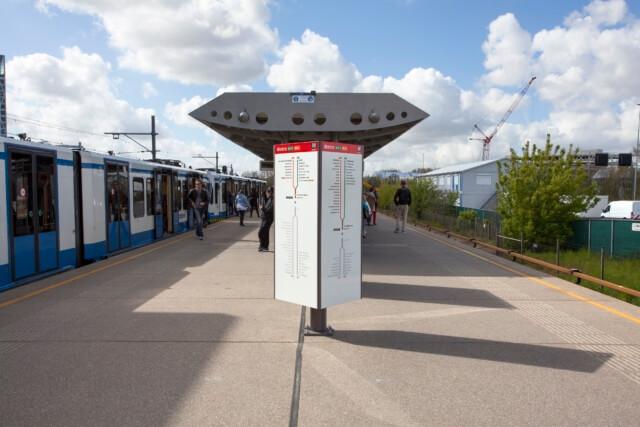 wayfinding-metro-amsterdam-driehoek