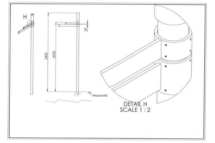 development-amersfoort-technische tekening-vaanring