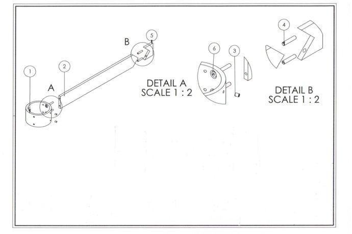 development-amersfoort-vaan-technische tekening