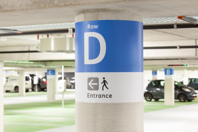 wayfinding-bewegwijzering-INGHK-parkeergarage-D